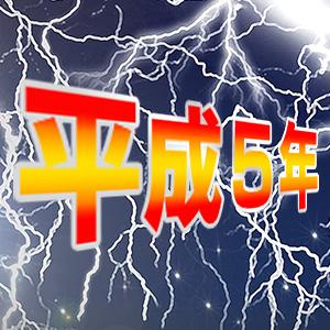 平成5(1993)年